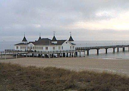 Abschied von der Ostsee   Winter 2013