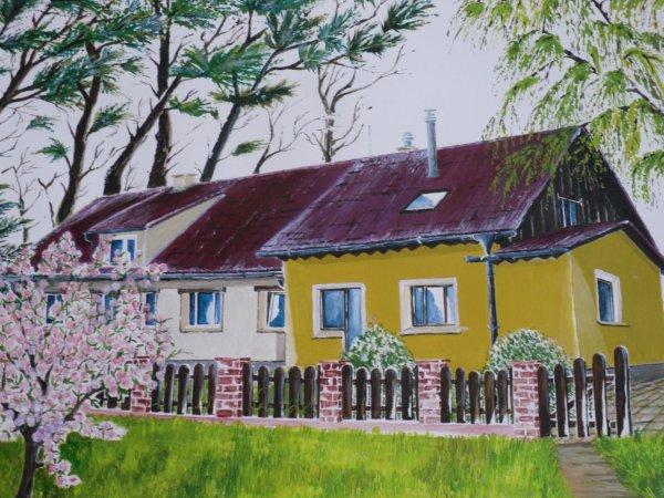Haus in Zirchow  / Spruch der Woche