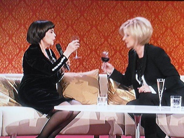 """Mireille Mathieu bei """" Willkommen bei Carmen Nebel """""""