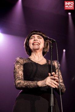 24.03.2014 Konzert Mireille Mathieu in Bukarest