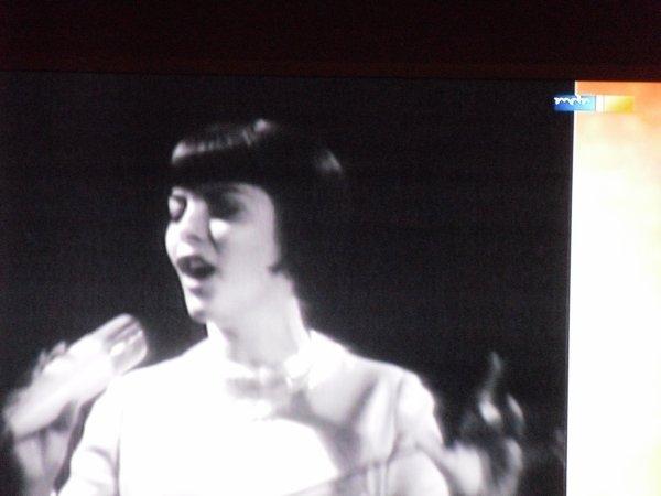 Mireille im MDR Fernsehen am 05.04.2014