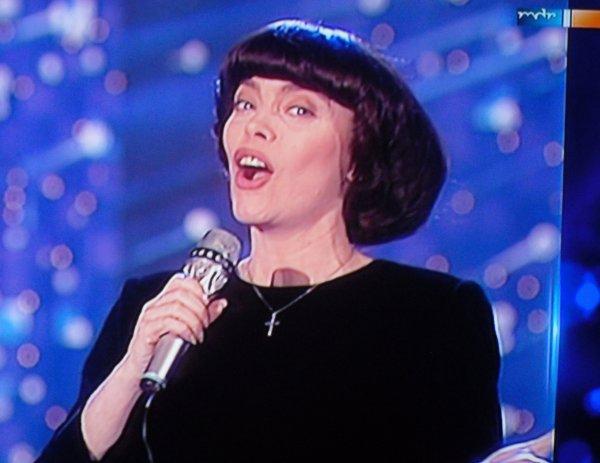 Mireille im MDR Fernsehen am 09.05.2014