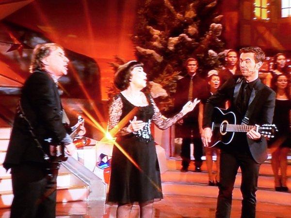 Mireille singt mit Chris de Burgh