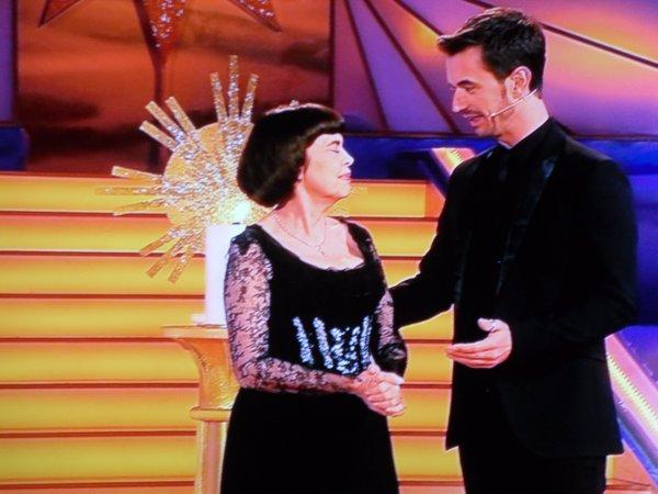 Mireille am 10.01.2015   im ARD / ORF   20,15 Uhr