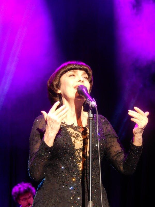 Konzerte Mireille Mathieu ( Teil 13 )