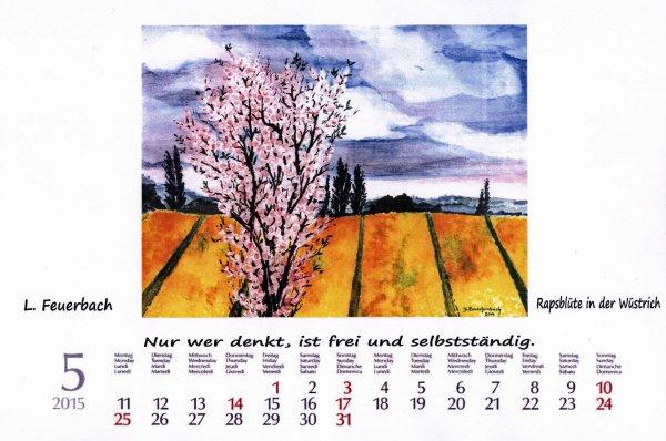 Heimatkalender Mai 2015