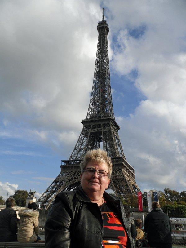 Erinnerungen 3   und Paris ist toll
