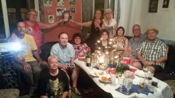 Zusammensein zum 71. Geburtstag