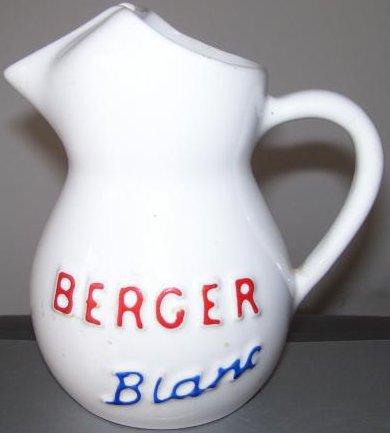 berger blanc (model déposé berger)