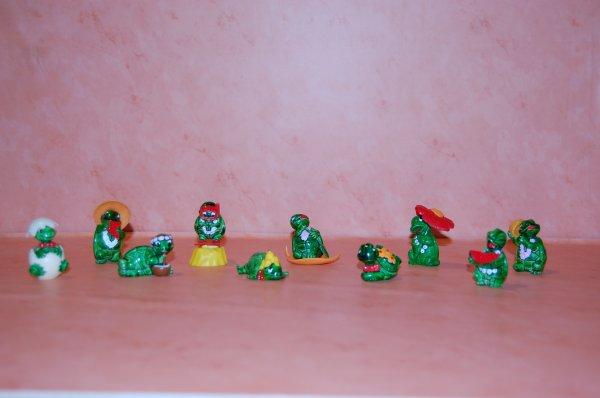 Les  Fantastiques Tiny Tortues 1993