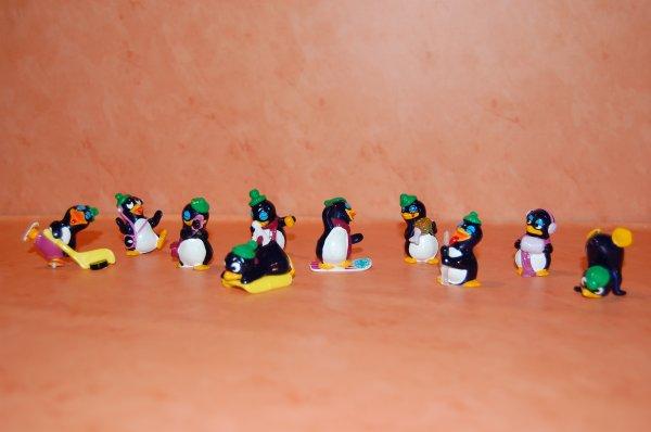 Les Petits Pingos 1995