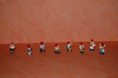 Les Nains Travailleurs ( série francaise) 1994- 1995