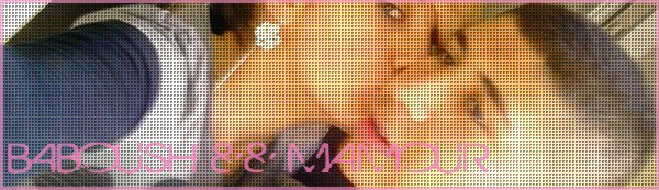 ↓ TƋ LA RƋGҼ C0OUZiiNNҼ , HҼY SƋ S 'VƋCCiNҼ ! ( .. ) ↑  BABOUUSH && MAMOUUR (♥)