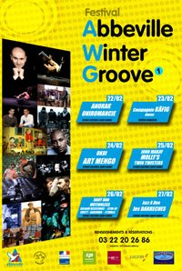 Festival Abbeville Winter Groove 1