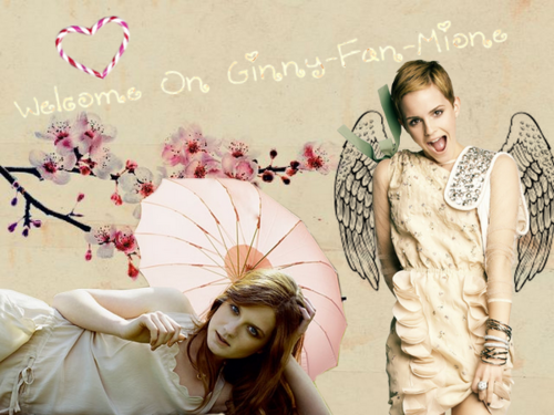 ░ Welcome On Ginny-Fan-Mione ░