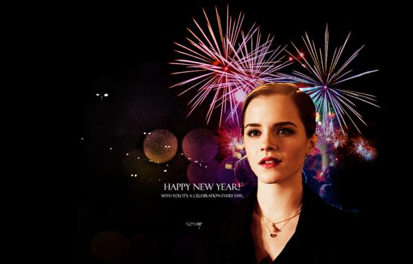 HAPPY NEW YEAR ♫♪