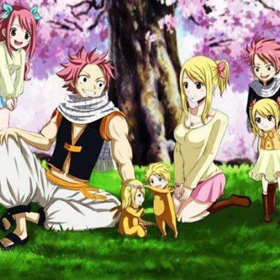 Couple de fairy tail