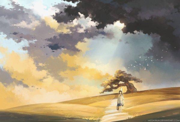 Symphonia chapitre 1 : Un monde fantastique