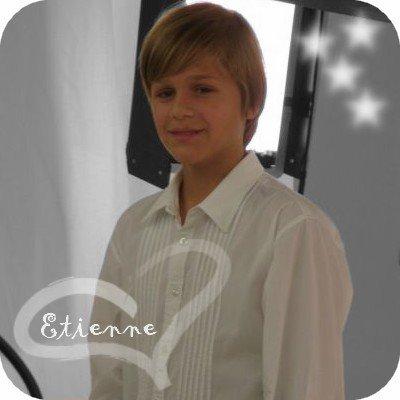 Blog pour Etienne