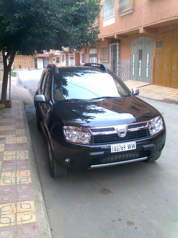 la voiture de papa 4x4 dacia duster ww 10/12/2010