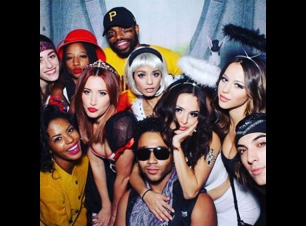 Haloween 2015 avec la troupe High School Musical