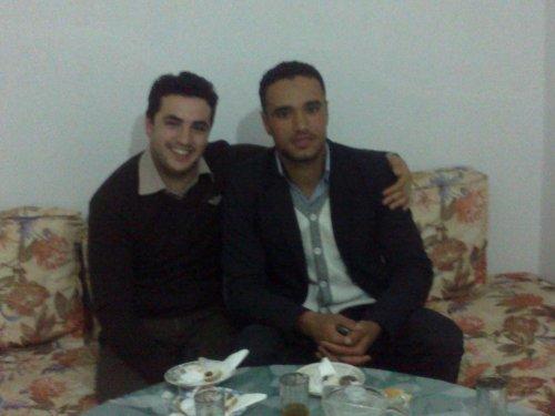 taoufik et moi