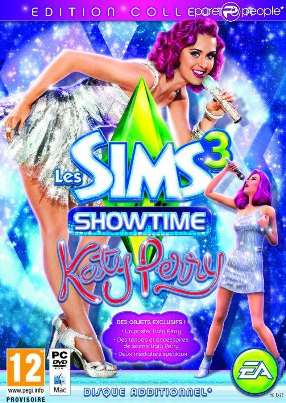 Vidéo Katy Perry : Superstar pour les Sims 3