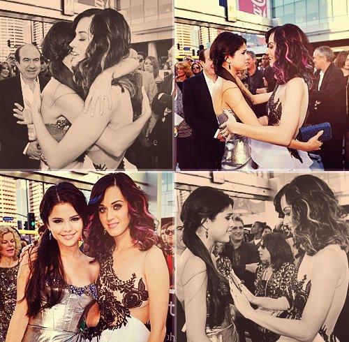 Katy et Selena