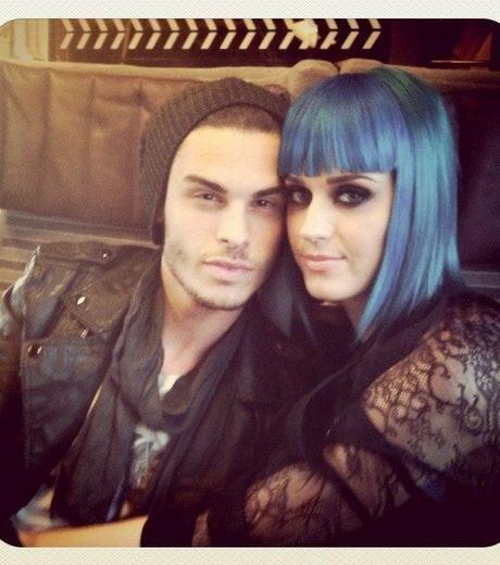 Katy Perry et Baptiste Giabiconi : Une photo, des amis