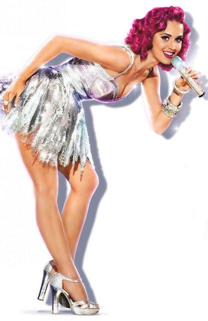 """Katy Perry : """"Je suis une femme qui aime être courtisée"""""""