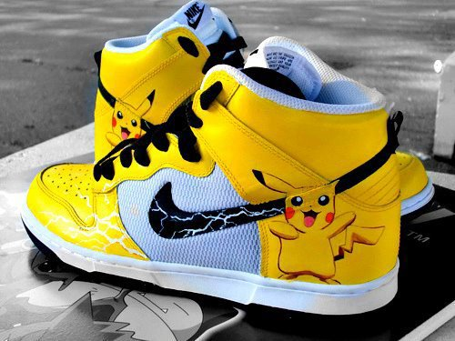 Mes Pikashoes !! (l) Swagg'