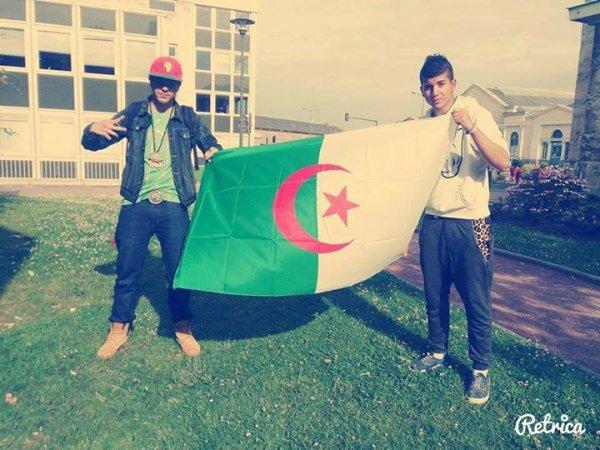 vive l'algerié