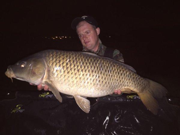 Petite sortie de 40h de pêche