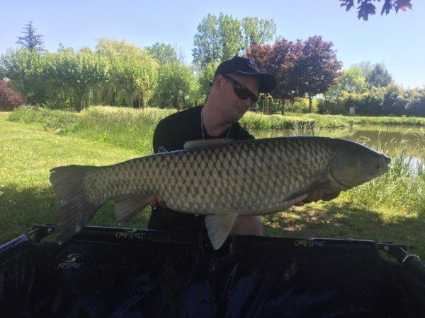 Journée de pêche dans le Loire eT chère