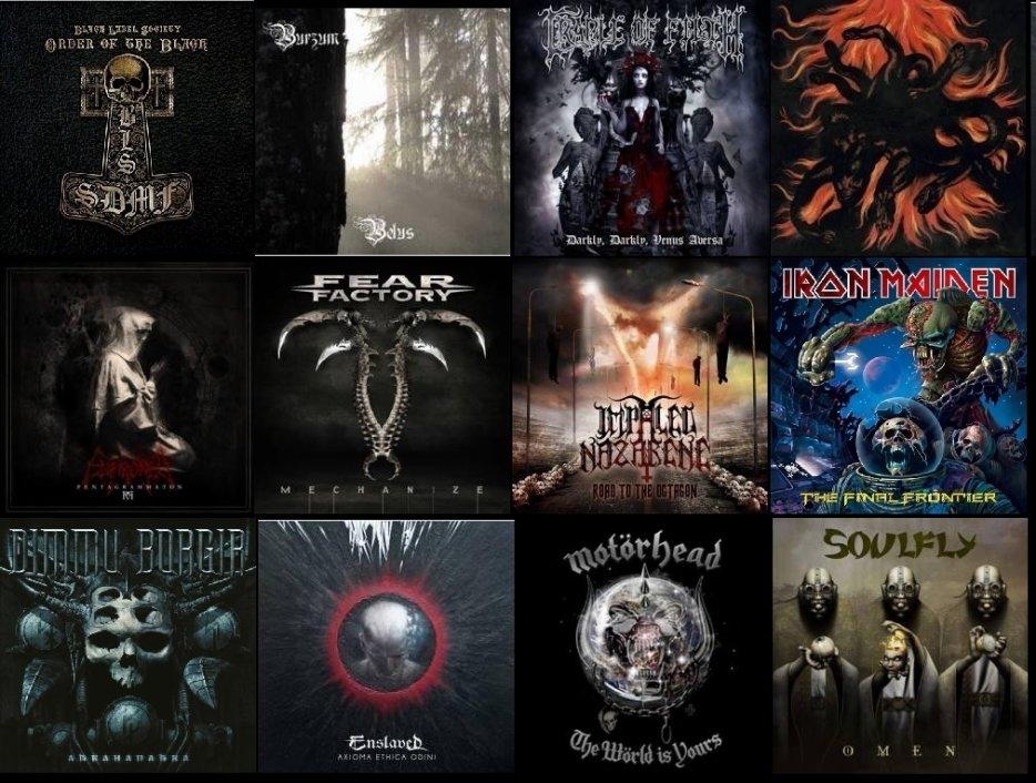 Mes disques préférés de 2010