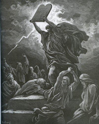 Qu'éprouva Moïse ?