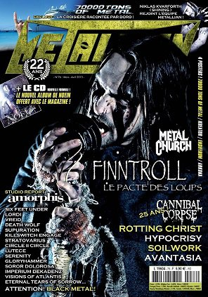 @MetallianMag Chronique