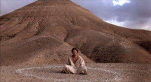 Traverse le désert