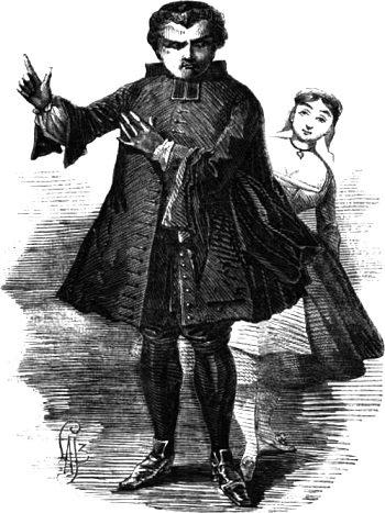 Le châtiment de Tartufe - Arthur RIMBAUD   (1854-1891) Hommage