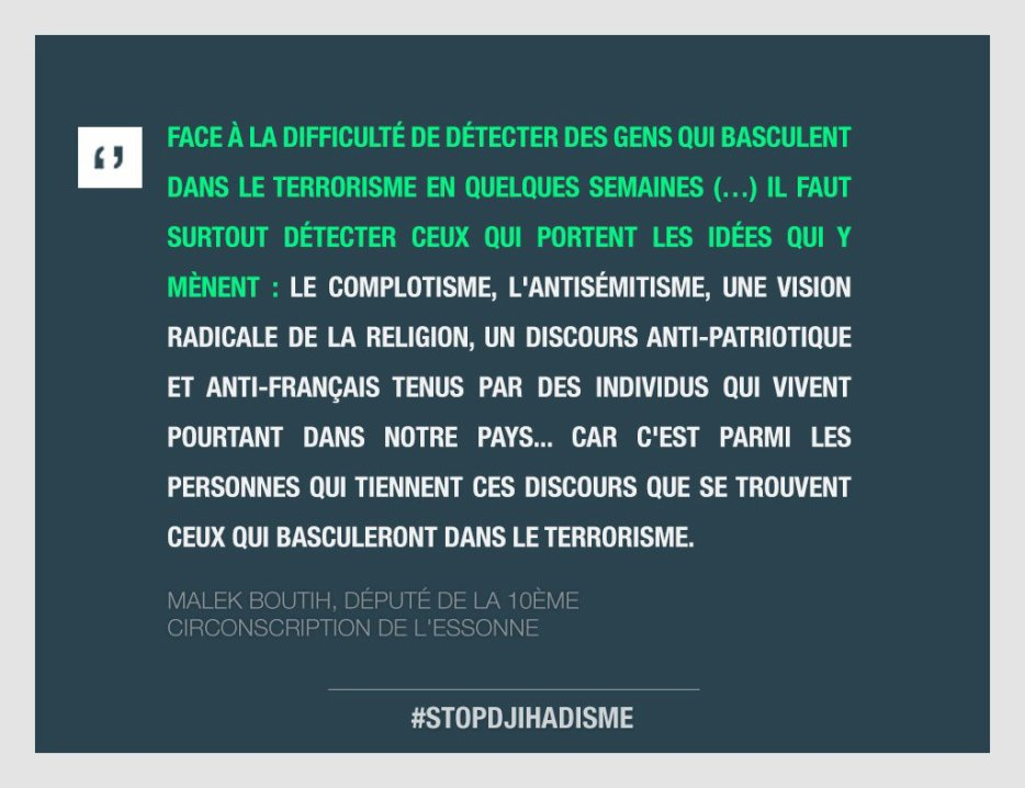 #Stopdjihadisme