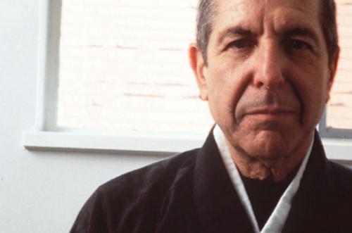 Le bouddhisme ZEN de Léonard Cohen