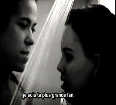 Je suis ta plus grande fan