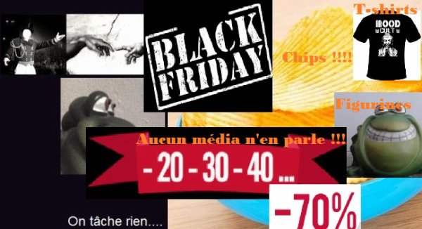 Monsieur Loyal présente : Le Black Friday !