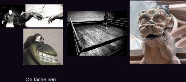 Monsieur Loyal présente : Fight system fight