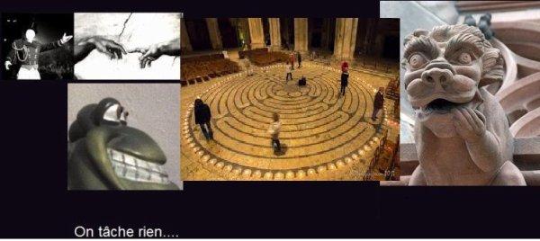 Monsieur Loyal présente : Je suis le labyrinthe