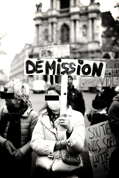 Monsieur Loyal présente : diabolo men+ Démission !!!