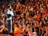 Christophe et ses fans.
