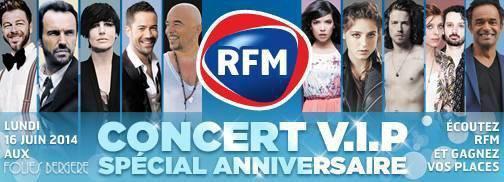 Concert VIP