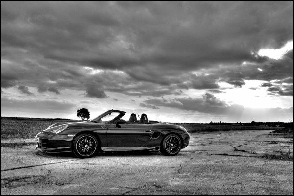 hdr black & white