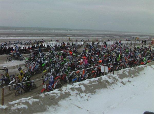 motocross des sables